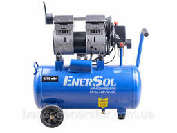 Безмаслянный поршневой компрессор EnerSol ES-AC125-30-2OF