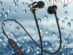 Безпроводные(беспроводные) наушники водостойкие, магнитные