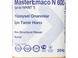 Безусадочная смесь MasterEmaco N600. BASF