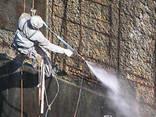 Безвоздушная покраска стен, гидроструйная очистка, малярка - фото 3
