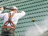Безвоздушная покраска стен, гидроструйная очистка, малярка - фото 7