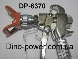 Безвоздушный покрасочный пистолет DP-6370 - фото 4