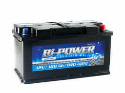 BI-Power 100 Аh/12V (правый +)