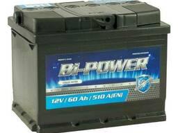 BI-Power 60 Аh/12V (левый +)