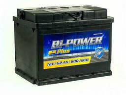 BI-Power 62 Аh/12V (правый +)