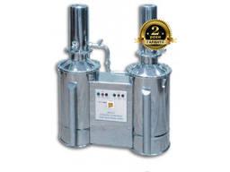 Бидистиллятор ДЭ-10С 10 л/час дистиллятор двойной очистки