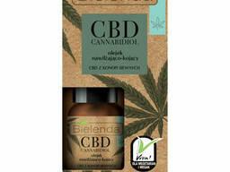 Bielenda CBD Cannabidiol Увлажняющее и успокаивающее масло с CBD из семян конопли для. ..