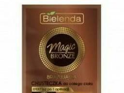 Bielenda Magic Bronze салфетка- автозагар для тела