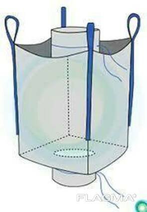 БІГ БЕГ Чотырьохстропний ДВА Клапана Грузопідємність від 1 до 2х тонн.
