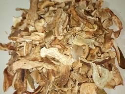"Білі гриби (шматочками) сушені великовагова упаковка ""Дари Гуцульщина"" Белые грибы сушоны"