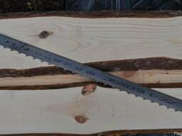 Биметалическая ленточная пила GROM по дереву