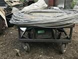 Биметаллическая сталемедная сталеалюминиевая проволока, фото 2