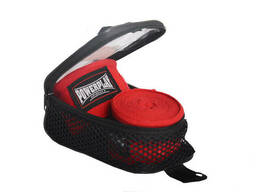 Бинти для боксу PowerPlay 3047 Червоні 4м SKL24-143766