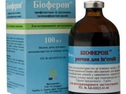 Биоферон 100 мл железосодержащий препарат для поросят