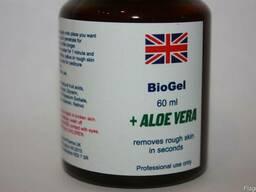 Биогель для педикюра на основе фруктовых кислот 60 мл. .