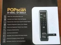 Биометрический, сенсорный, кодовый дверной замок EPIC EF-800