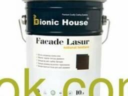 Bionic-House Facade Lasur natural texture- цветная. ..