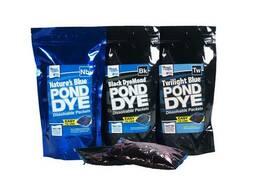 Биопрепарат-краситель для пруда Pond Dye, (4 пакета)