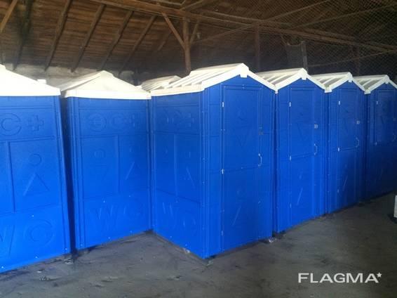 Биотуалет, туалетная кабина, дачный летний туалет уличный