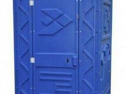Биотуалет кабинка уличная