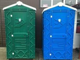 Биотуалет, туалет уличный дачный. Туалет пластиковый летний