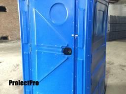 Биотуалет, кабинка туалетная пластиковая