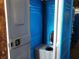Биотуалет Люкс, мобильная туалетная кабина