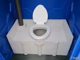 Биотуалет (мобильная туалетная кабина)