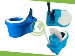 Биотуалет пластиковый передвижной