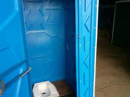 Туалет с чашей Генуя, биотуалет