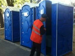 Биотуалет, туалет передвижной автономный