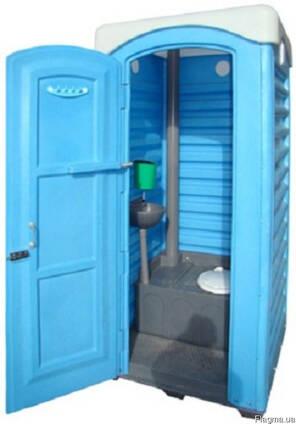 Биотуалет, туалетная кабина