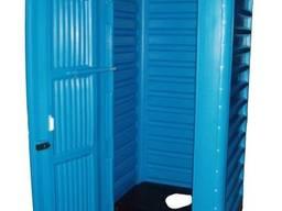 Биотуалет (Туалетная кабина для выгребных ям)