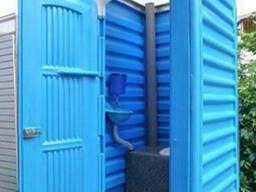 Биотуалет, туалетная кабина от производителя