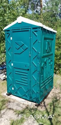 Биотуалет уличная кабина с умывальником