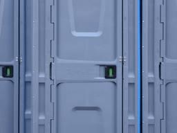 Биотуалет уличный, туалетная кабина Люкс