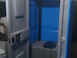 Туалетная кабина. Биотуалет Люкс Toypek