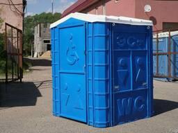 Биотуалет для инвалидов, кабина пластиковая, биотуалет
