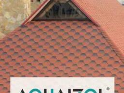 Битумная черепица Акваизол (Aquaizol)