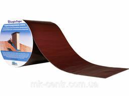 Битумная лента 150мм /10м графит RAL 7012 бутил-каучуковая LogicTape