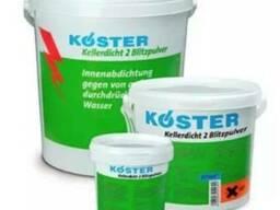 Гидроизоляция на минеральной основе KÖSTER Wasserstop. ..