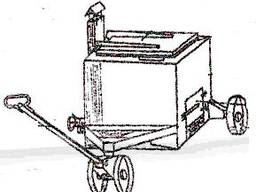 Битумоварка котел битумоплавильный КБТ-200
