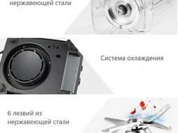 Блендер для смузи Biolomix Triniti T5200 (2 Литра, 2.2 кВт) профессиональный. ..