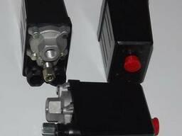 Блок автоматики для компрессора (прессостат)