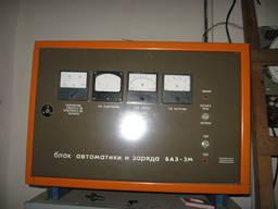 Блок автоматики и заряда БАЗ - 3м