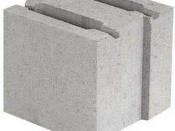 Блок бетонний стіновий 200х190х188