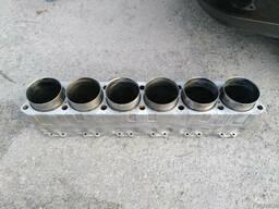 Блок цилиндров двигателя 1Д12, 1Д6, 3Д6, Д12, В46-2, В-46-4