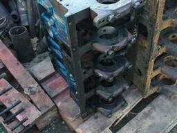 Блок цилиндров двигателя МТЗ-80, МТЗ-82, ЮМЗ-6, Д-240, Д-245