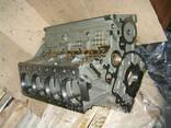 Блок цилиндров Камаз ЕВРО-1, ЕВРО-2 под ТНВД ЯЗТА со. .. - фото 1