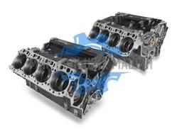 Блок цилиндров Мерседес двигатели OM402 OM422 OM442